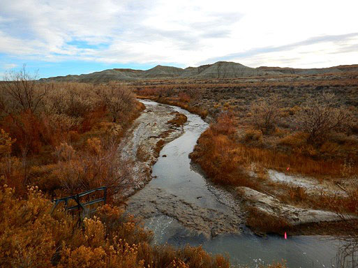 Stream Channel Evolution Monitoring and Assessment, Wyoming